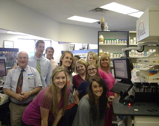 The Carolina Pharmacy Staff in Reidsville, North Carolina
