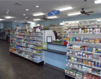 pharmacy inside the pride